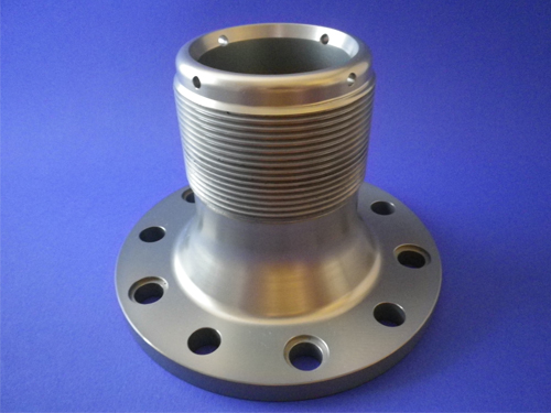 Zentralverschluss aus hochfestem Aluminium